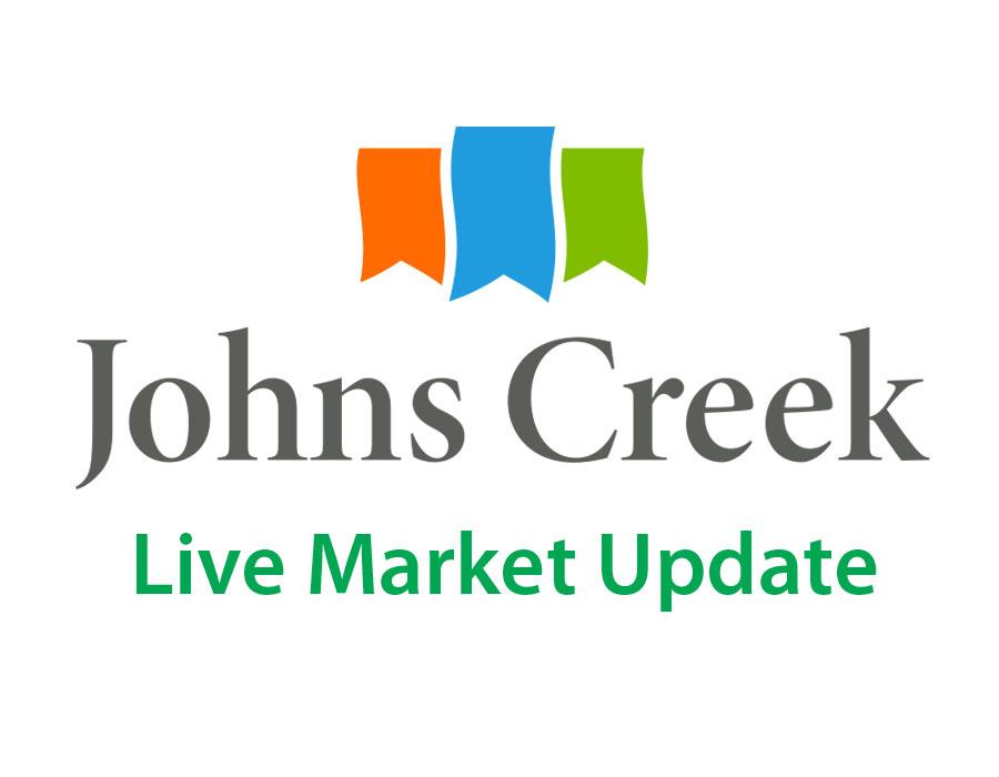 Johns Creek Market Update