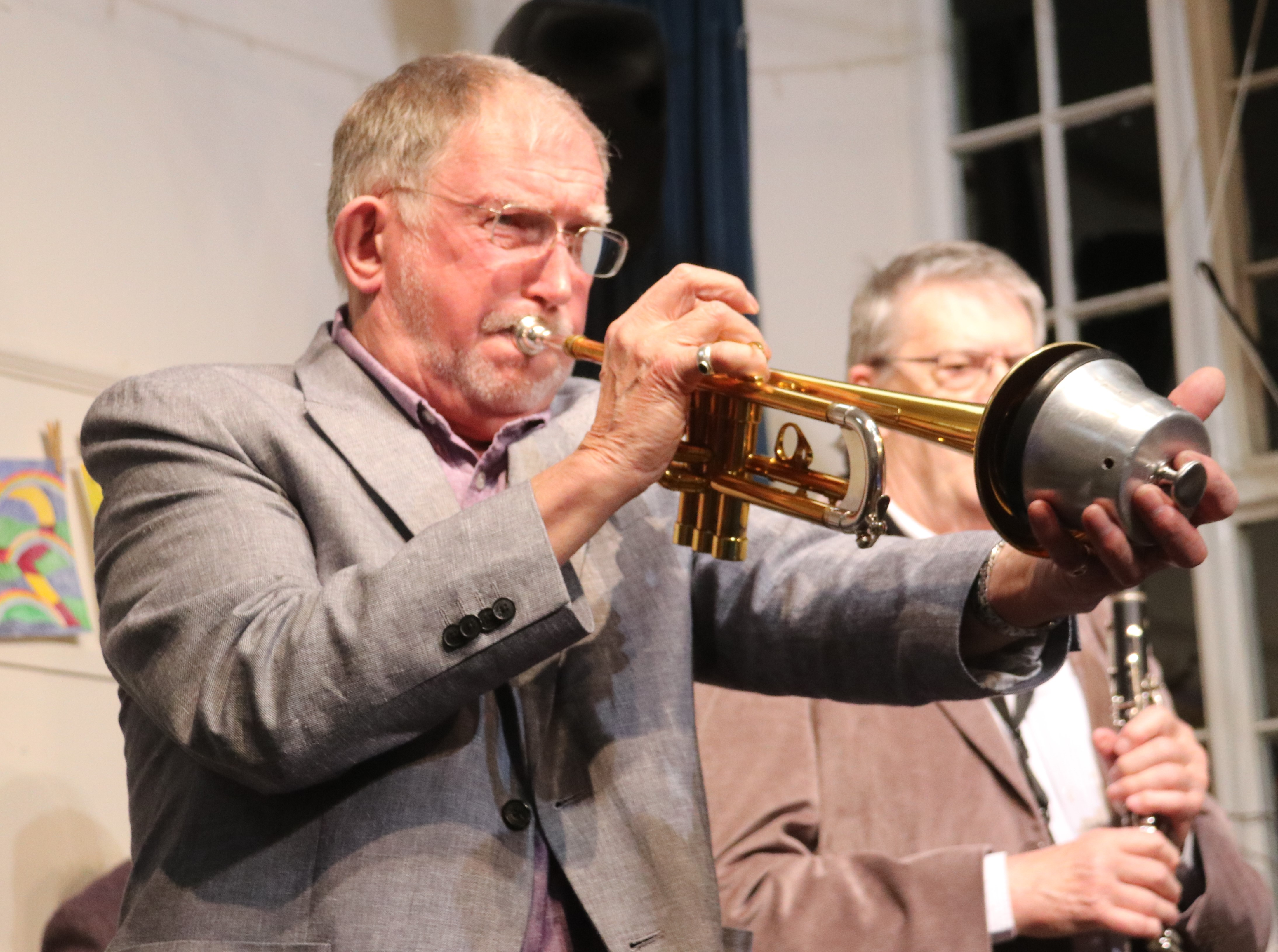 Trumpet Led Jazz Selected For The