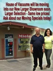 House of Vacuums Edgewater Florida