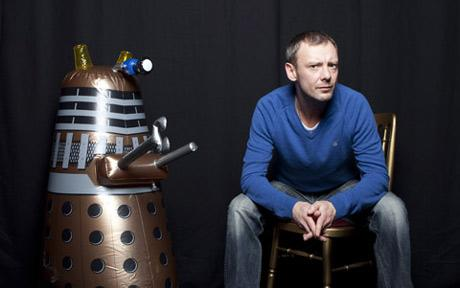 John Simm interview: who's the baddie? (1/3)