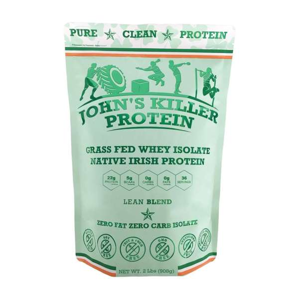 Unsweetened grass fed isolate