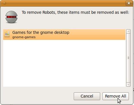 Remove All button
