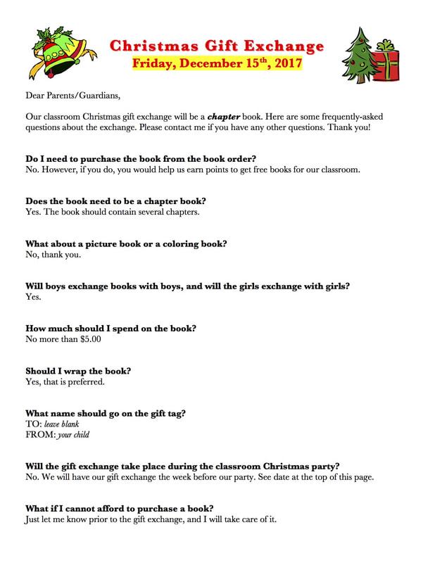 Classroom christmas gift exchange ideas