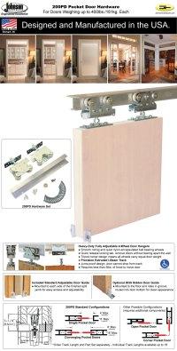 Johnson Pocket Door Hardware - Photos Wall and Door ...