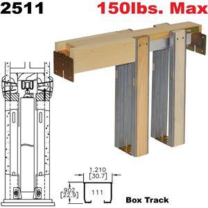 johnson hardware 2511 pocket door frame
