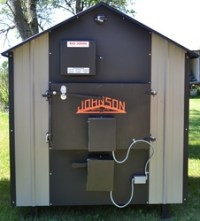 About - Johnson Outdoor Wood Furnaces