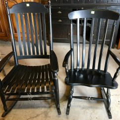 Comfortable Rocking Chair Outdoor Chairs For Sale Antique Reproduction Very Solid And