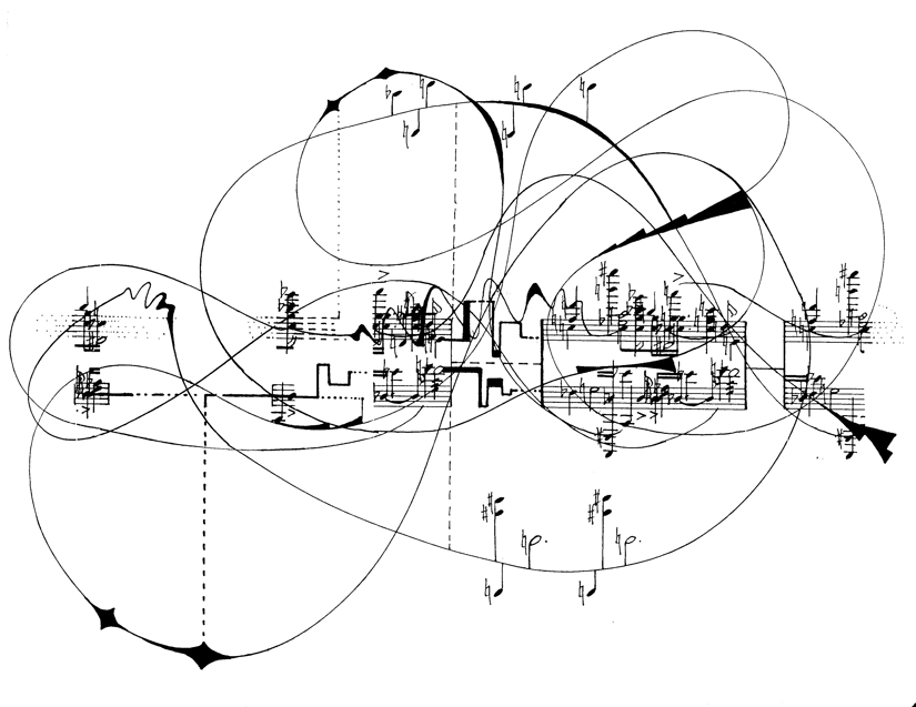 Cage/Knowles: Notations