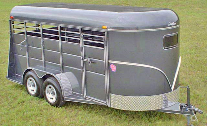 big tex gooseneck wiring diagram prestolite alternator marine calico stock horse trailers johnson trailer co cattle