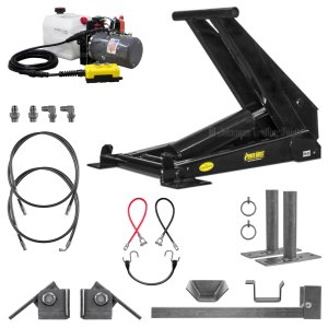 12 Ton Dump Trailer Hydraulic Scissor Hoist Kit