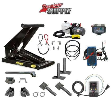 11 Ton Hydraulic Scissor Hoist Kit | PH621-6