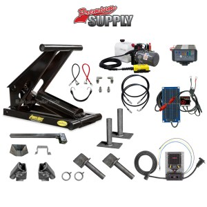11 Ton Hydraulic Scissor Hoist Kit | PH621-6