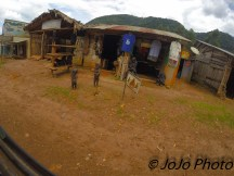 Craft store in Buhoma Village on edge of Bwindi National Park