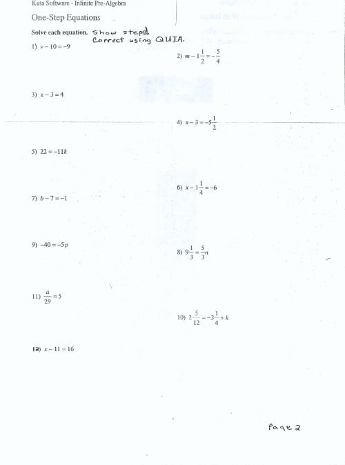 small resolution of Equations 7EE 3 - Mrs. Johnson 7th Grade Math WMS