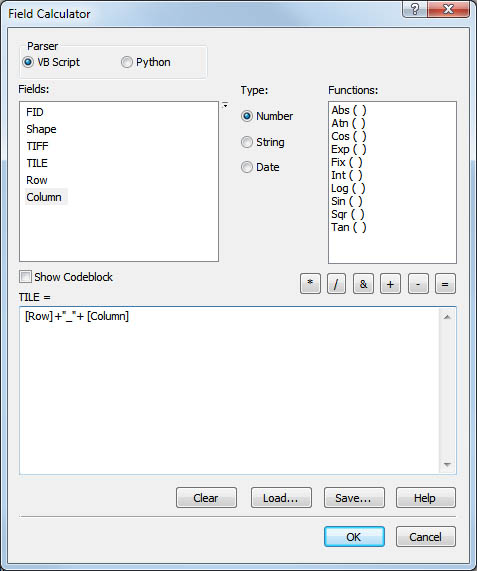 Python script to rename files based on a shapefile attribute