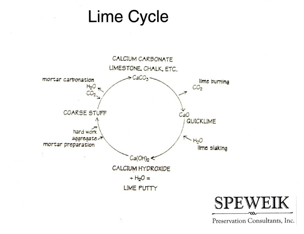 medium resolution of the lime cycle