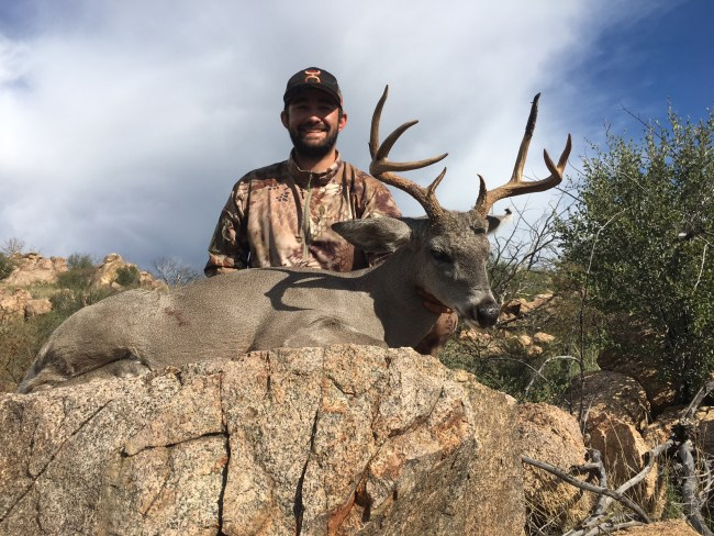 coues deer hunts, guide coues hunt, hunt az, arizona guided hunts, leftover deer tags