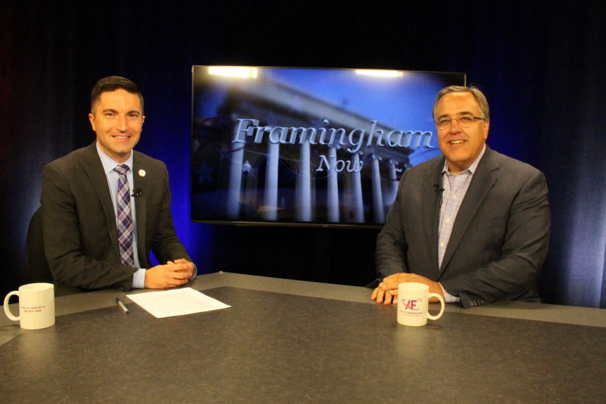 John Stefanini's interview with Rep. Jack Patrick Lewis