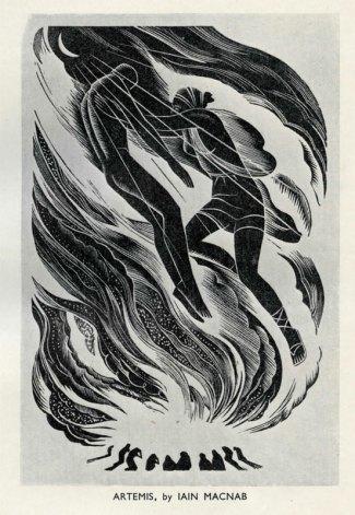 Artemis by Iain Macnab