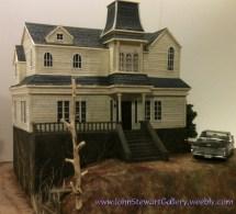Horror Houses - Korova Art Artwork John . Stewart