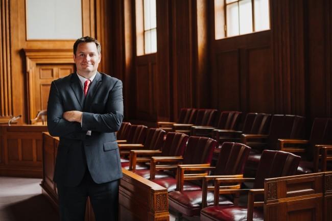 Attorney Marc Johnston