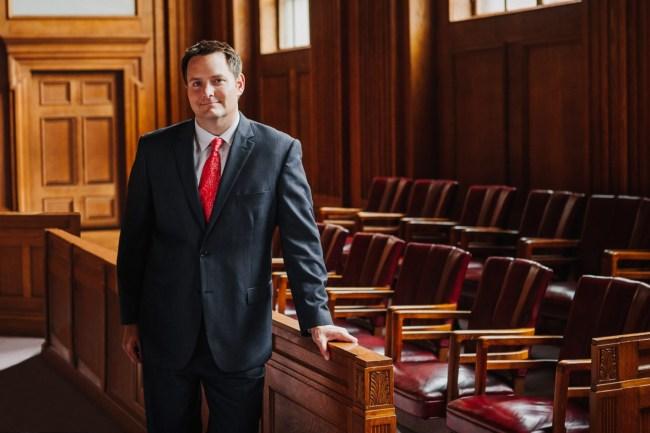 Marc Johnston Trial Lawyer