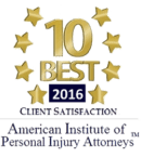 10 Best Award Personal Injury