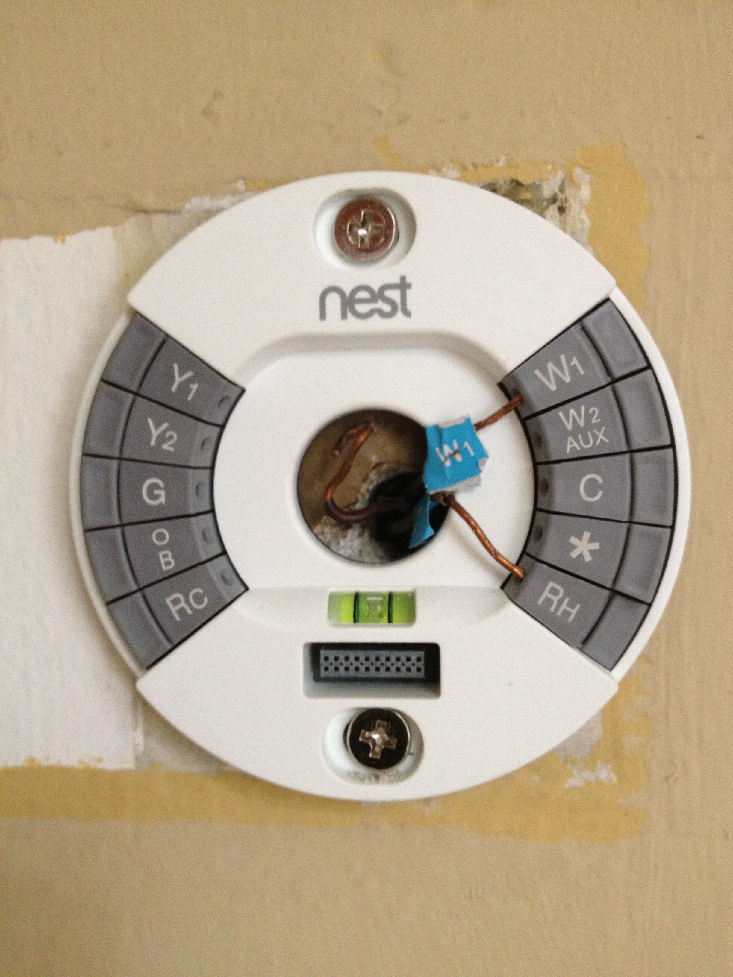 Nest Thermostat Wiring Whole House Fan