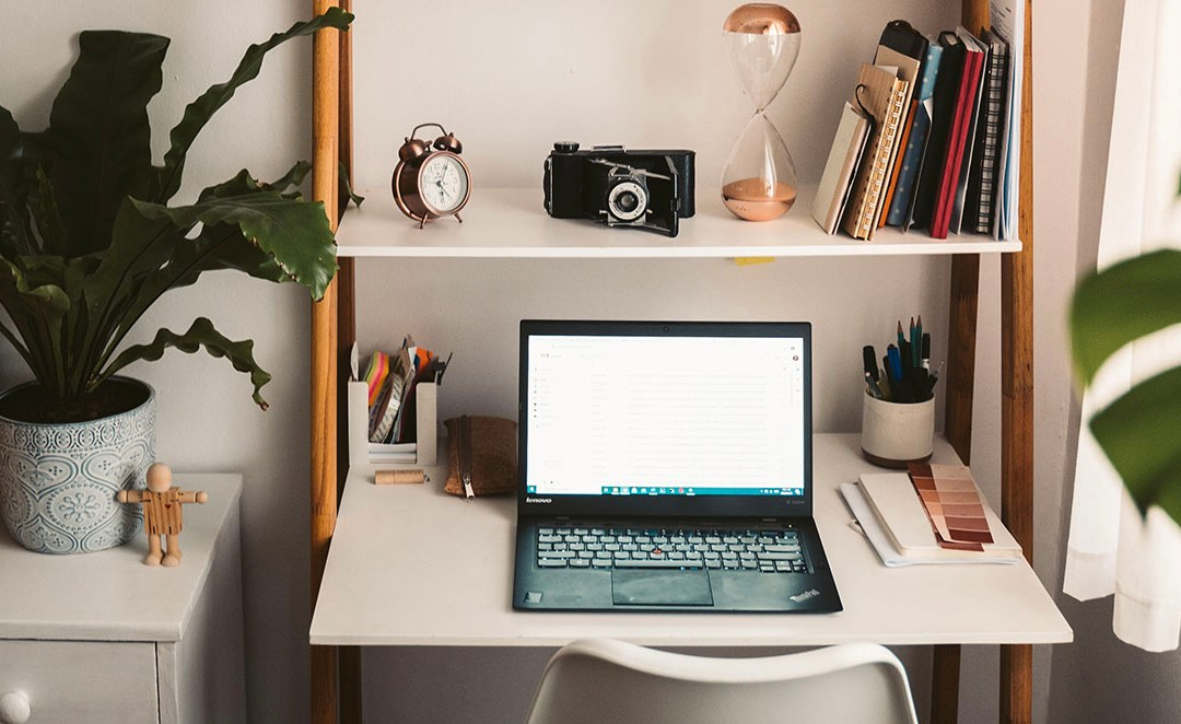 9 Ideas for Making a Great Office in a Tiny Space