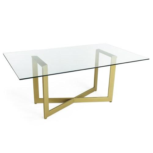 Xander Table Base Wood