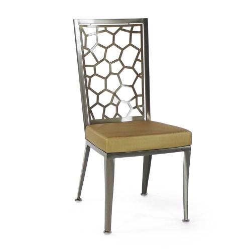Luca Honey Dining Chair