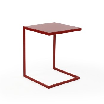 Modulus Accent Table - Metal Top