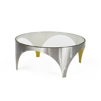 Solare Round Cocktail Table