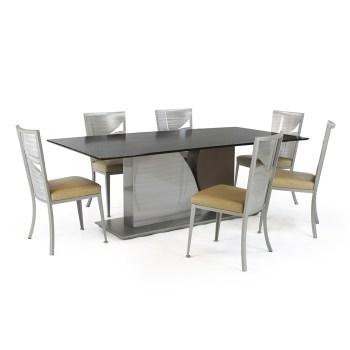 Pablo Rect. Dining Set
