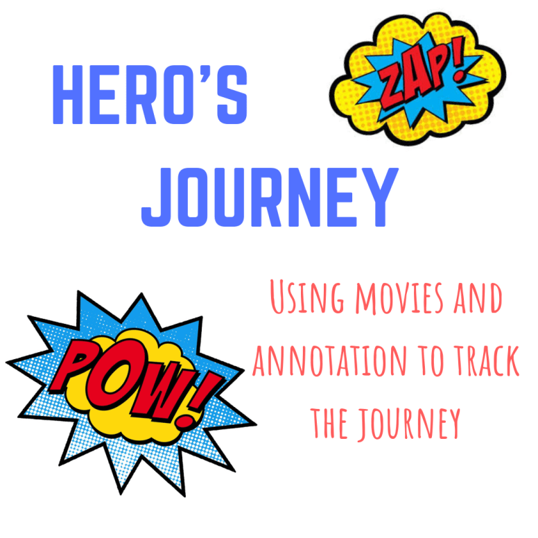 Hero's JourneyandAnnotation