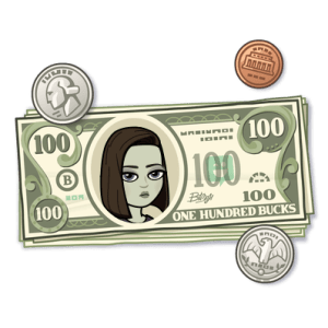 Bitmoji Money