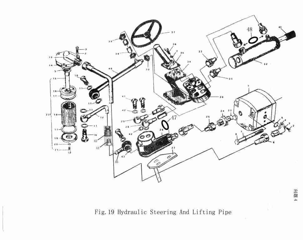 Farmall Cub Steering Box Diagram, Farmall, Free Engine
