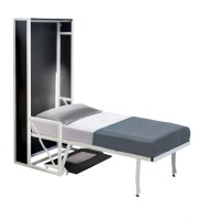 B-ESK Vertical | Free-Standing Wall Bed with Desk | John ...
