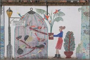 Columbia Primary Mosaic