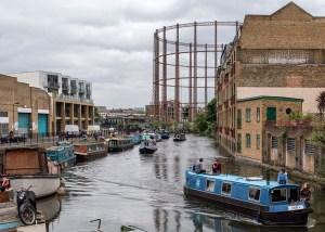 Regents canal, Hackney