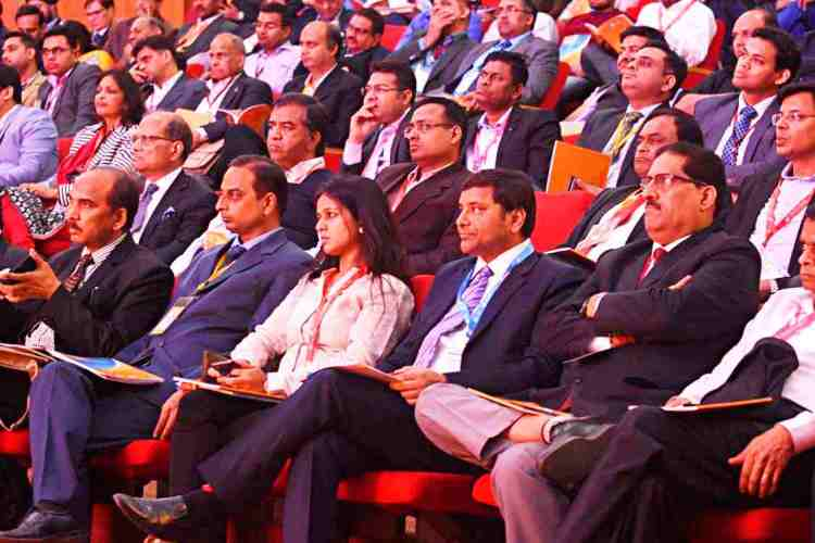 Prerana Sharma - Global Goodwill Ambassador GGA and Assistant Vice President of Ease Of Doing Business - an initiative of Narendra Modi Prime Minister of India - at the UP Investors Summit 2018
