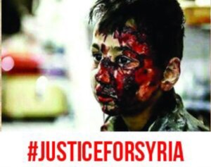 #justiceforsyria