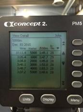 5k TT result