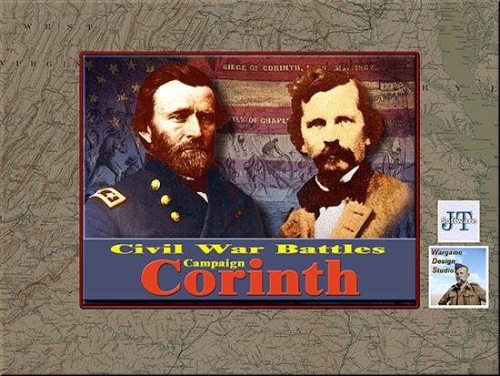 John Tiller Software - Civil War Battles - Campaign Corinth
