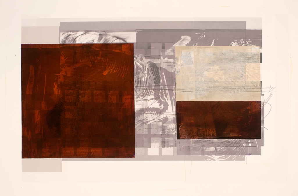 Study for Mallee 2. 2011.