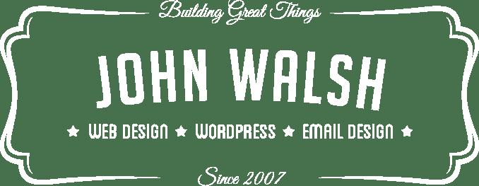 John Walsh Web Design