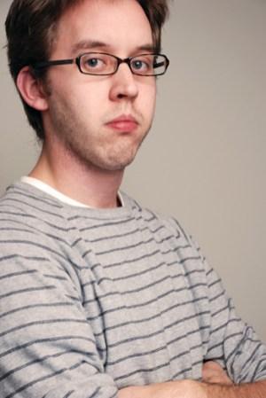 December 16, 2008 : Self Portrait