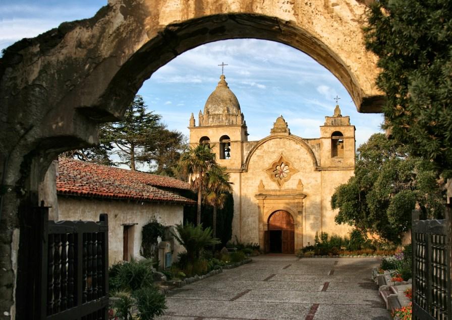 AR 00504 California Carmel Mission