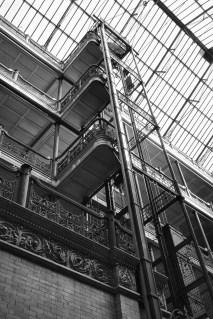AR 01050 California LA Bradbury Building