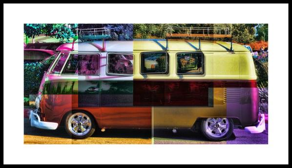 VW 15 Window Van
